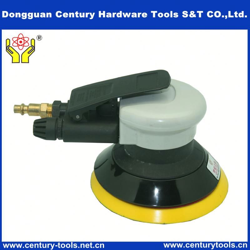 Lightweight air jitterbug sander
