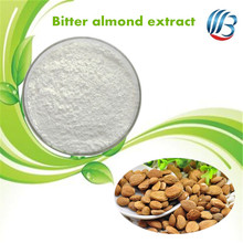 LanBing supply high quality b17 laetrile bitter apricot seed extract powder