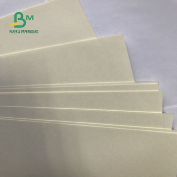 Colorful 50g 60g 70g 80g 90g uncoated cream woofree offset paper for printing