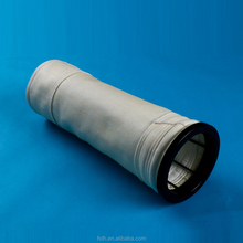 450-600 gsm anti-static polyester water proof air dust bag filter for dust baghouse collector
