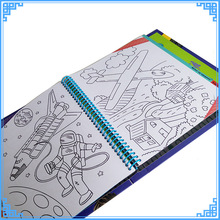 Offset Printing Custom Hard cover Fill in colouring books for kids