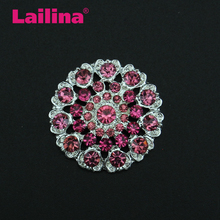 26mm Rhinestone Snap Button For DIY Craft Garment Jewelry