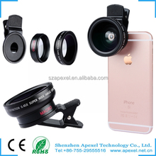 factory rent in china wholesale mobile lens 37mm threads dslr 52mm wide angle mobile camera cover lens