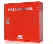 Fire hose Reel Cover Kindle Custom Fire Proof Cabinets for Hospital