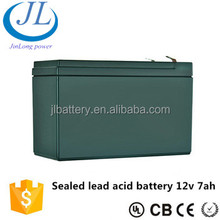 7A Maintenance Free Battery 12V Solar Storage Battery external battery