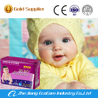Most popular colourful sleepy baby diaper wholesale