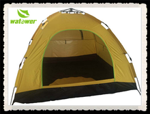 Good quality camping tent 4 person & tent pole technologies