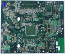 Lead Free HASL Green Solder Mask 94v0 PCB Board