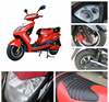 China Made 2016 hot NEW 1000w electric motorcycle