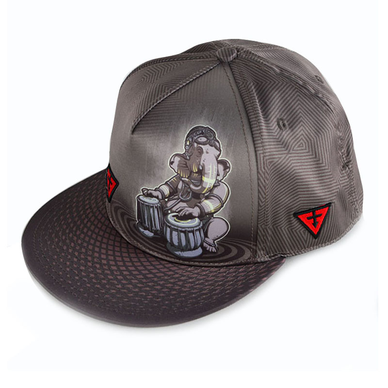 Digital Printing Satin Flexfit Hat