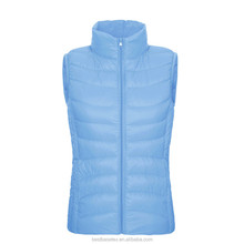 womens down vest full colors portable light cheap