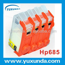 685 Refill ink cartridge for HP4615/HP4625/HP3525/HP5525
