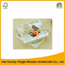 large wooden bed table tray, wooden serving tray for tea, wooden tray