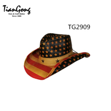 Factory Customized Cheap Unisex Cowboy Hat