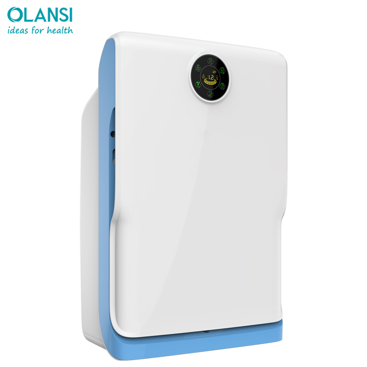 Active Oxygen Health Care Air Purifier With Ture Hepa Filter For Room Use