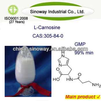 Lower price L-Carnosine powder