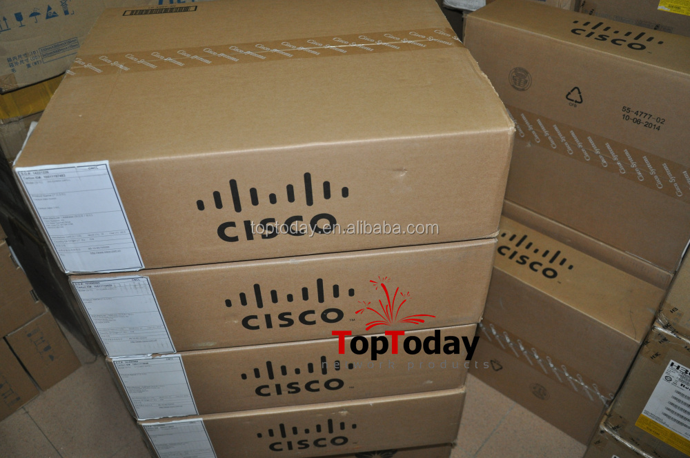 Cisco 3850 24 10/100/1000 Ethernet ports IP services switch WS-C3850-24T-E