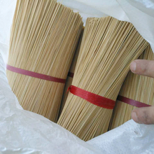 China round bamboo sticks with less wastage for making incense