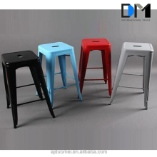 Wholesale Antique Metal Industrial Bar Stools for Sale