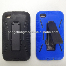 innovative products Hybrid kickstand case for Pantech Burst P9070