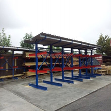 Jracking Heavy duty cantilever racks for woods lignum and timbering sale in the Euro America and Australia market