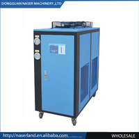 Hot sale portable air cooled chillers for laser industry
