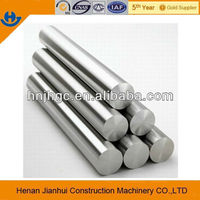 Free Sample stainless steel round bars 304 / 316L