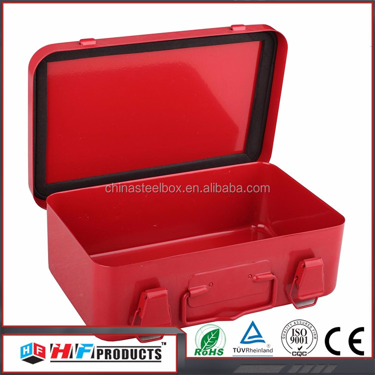 metal first aid case , waterproof first aid kit , hot sales wall mounted first aid box