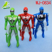The China cheap toys masked superman Popular Action figure hero soldiers