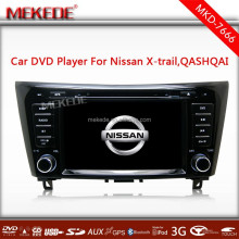 Qashqai X-Trail 2014 car radio player with GPS function