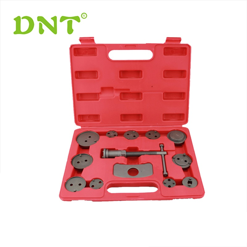 Brake service tool of 13pc brake reset kit