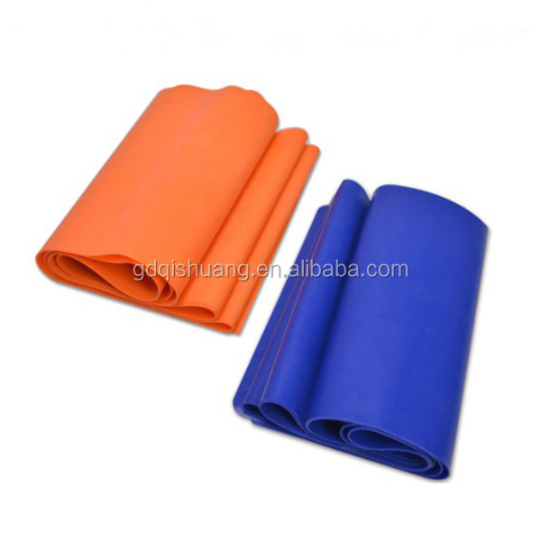 Level Latex Variable Extension High Quality Free Rubber Yoga Pilate Band