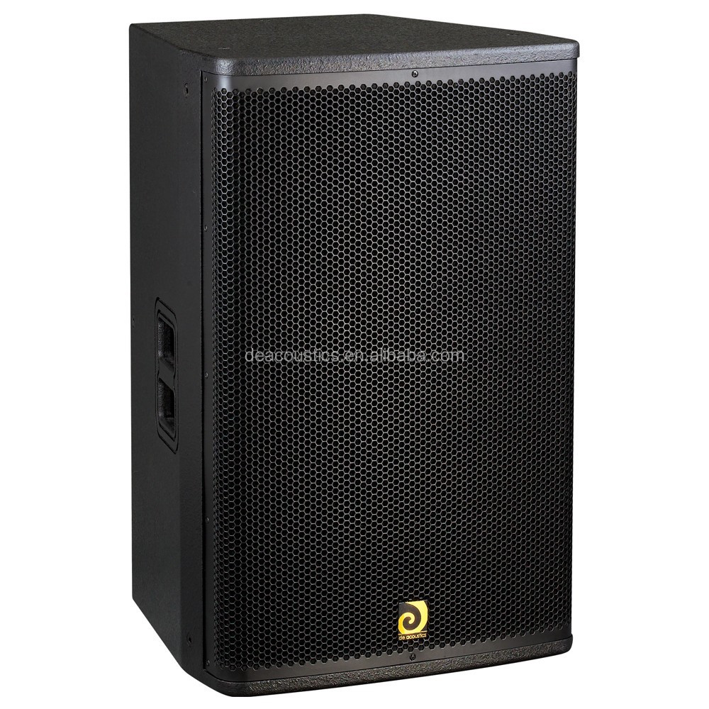 "15"" PA speaker box for event / DE Acoustics MT-15N event speaker"