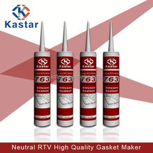 Fast delivery rtv red silicone gasket maker
