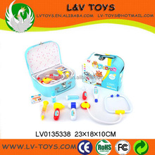 New design doctor box toy ,medical kit toy bag for sale