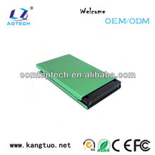 "hot sale new product Wireless 2.5""/3.5""portable HDD box USB2.0/USB3.0 external enclosure wifi hard disk case"