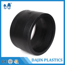 PE pipe fittings equal coupling /PE water equal socket / HDPE adaptor for water supply