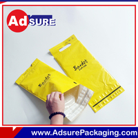 Air Bubble Plastic Packing Bag For Protective/Bubble Mailer With Designs/Bubble Poly Mailer