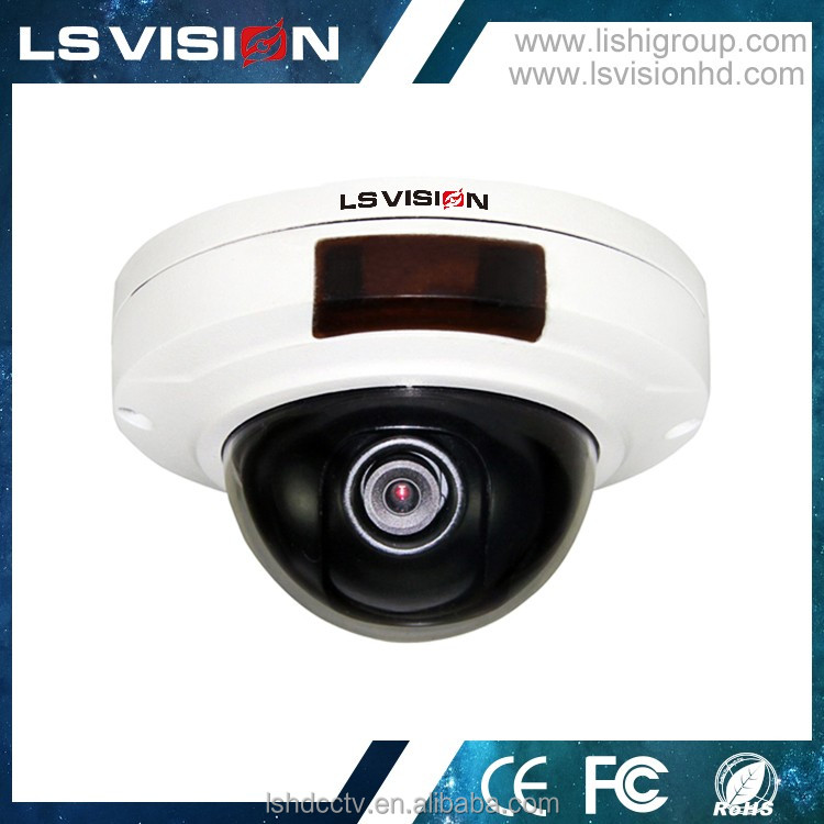 LS VISION Thermal Camera De Vigilancia mini Pin Hole Camera