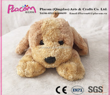 hot selling lovely cute plush dogs new year present gift