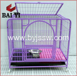 Large Metal Modular Dog Kennel With Wheels Trade Assurance