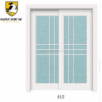 Sunz brand interior decorative sliding door