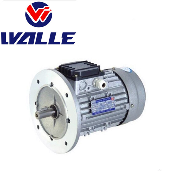 China Y2 series AC 3 phase ys7124 motor Ac three phase ac induction slip ring ms motor