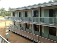 prefabricated low cost hotels