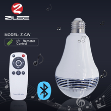 Wholesale list electronic items, smart bluetooth flashing led light bulb in white color