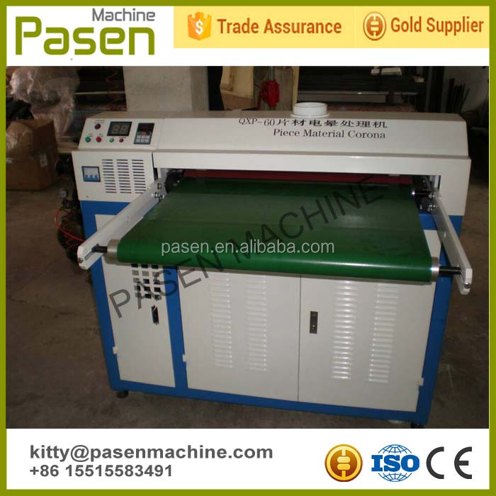 Plastic Film Surface Corona Treatment Machine / Corona Treatment Equipment / Corona Treatment Portable