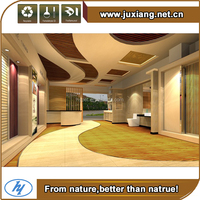 House decoration material Eco-friendly design Wpc Ceiling Competitive Price High Density Wpc Ceiling