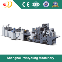 ZB 700C-240 Automatic Sheet-feeding Paper Bag Making Machine