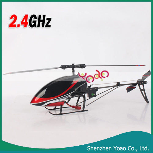 China Manufacture 6 Channel Remote Control 3D Gravity RC Helicopter