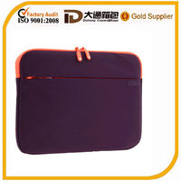 Neoprene laptop computer bag